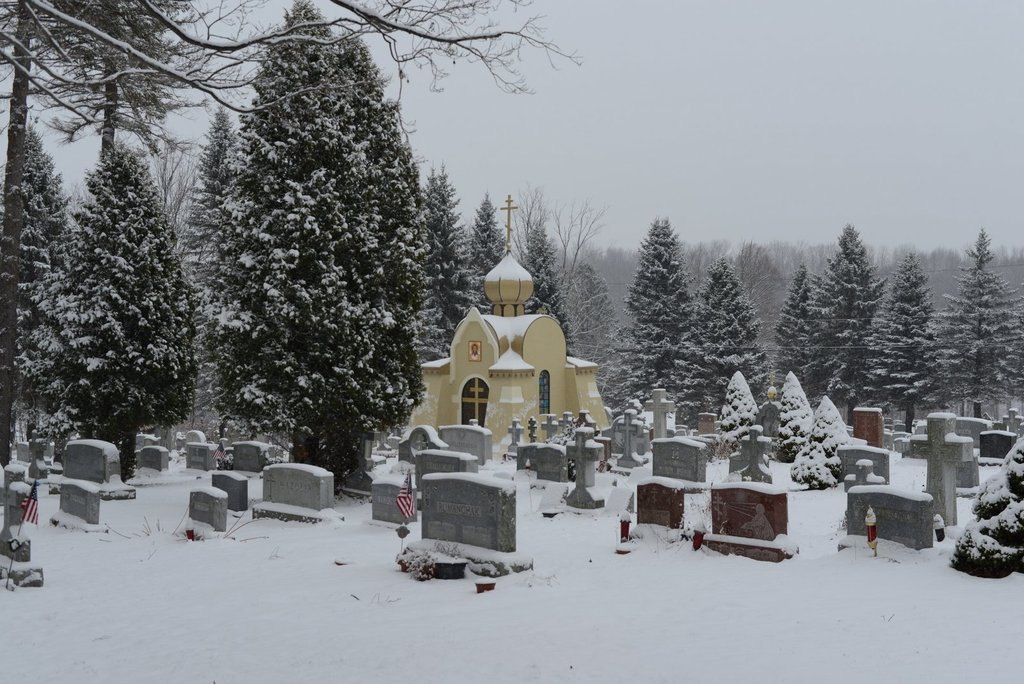 The Monastery of St  Tikhon of Zadonsk - Prayers for the Living and