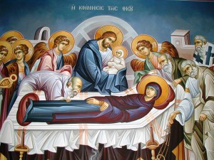 Feast of the Dormition   The Monastery of St. Tikhon of Zadonsk